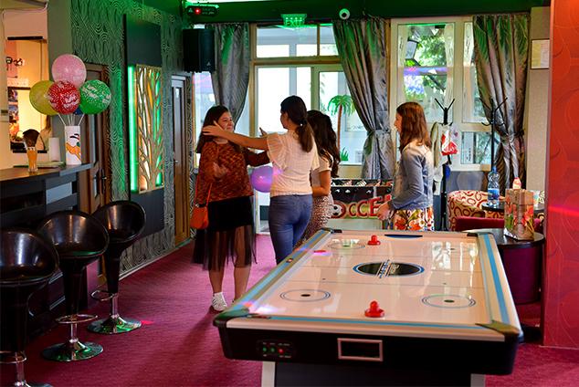 forever kiddo loc de petrecere copii Craiova